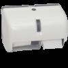Distributeur de papier WC double rouleaux